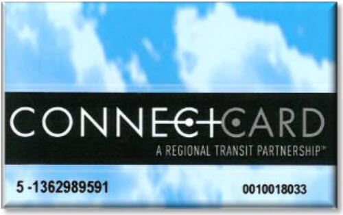 ConnectCard now available at Washington Transit Center