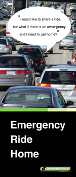 Emergency Ride Home Brochure